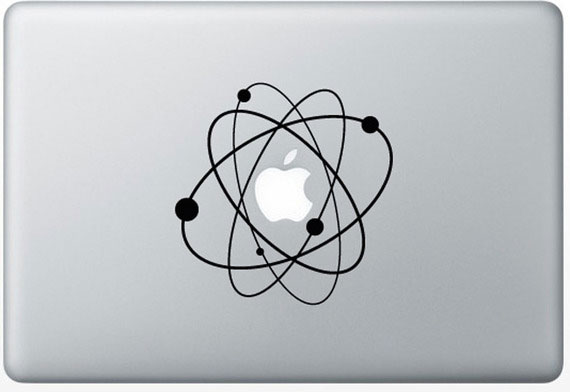 28 Geek Stickers With Apple Logo To Transform Your Mackbook's Look-27