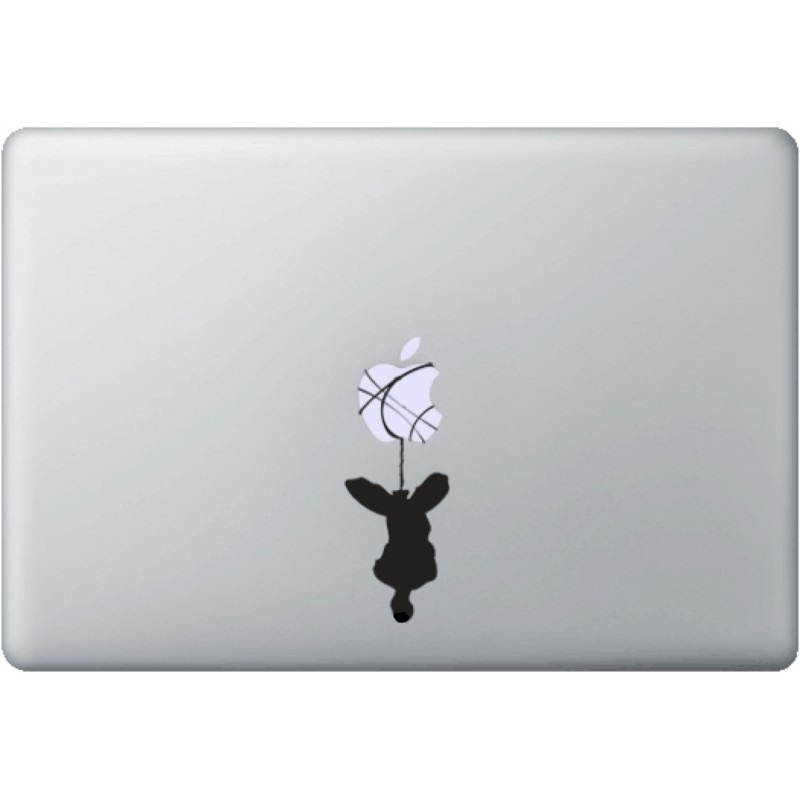 28 Geek Stickers With Apple Logo To Transform Your Mackbook's Look-3