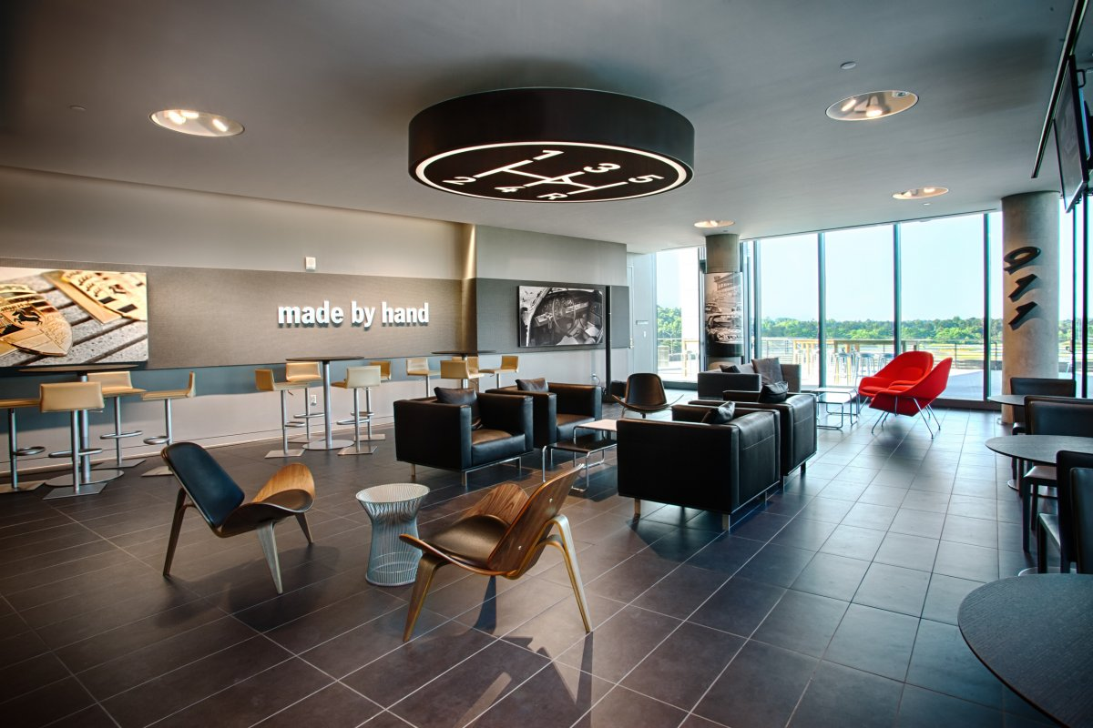 Amazing Photos Of Porsche's Glossy $100-million Headquarters In Atlanta-14