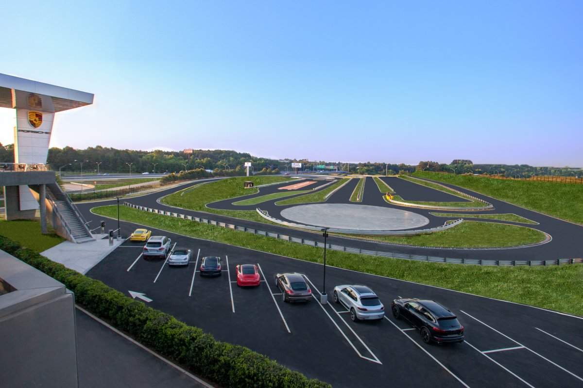 Amazing Photos Of Porsche's Glossy $100-million Headquarters In Atlanta-21