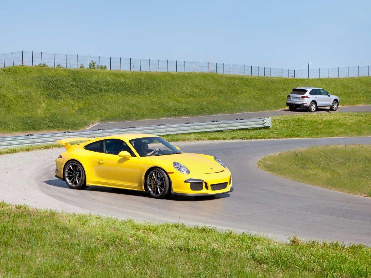 Amazing Photos Of Porsche's Glossy $100-million Headquarters In Atlanta-6
