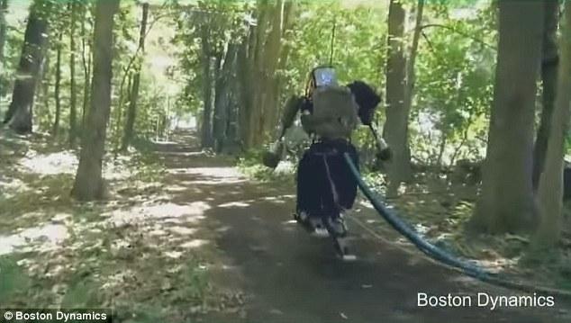 Google-robot-walks-without-falling