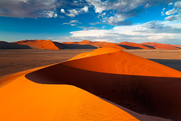 Most Beautiful Photographs To Reveal The Beautiful Namibian Desert-