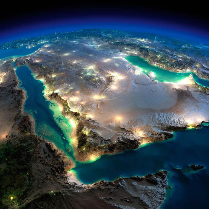 NASA-releases-stunning-photographs-of-Earth-From-Space