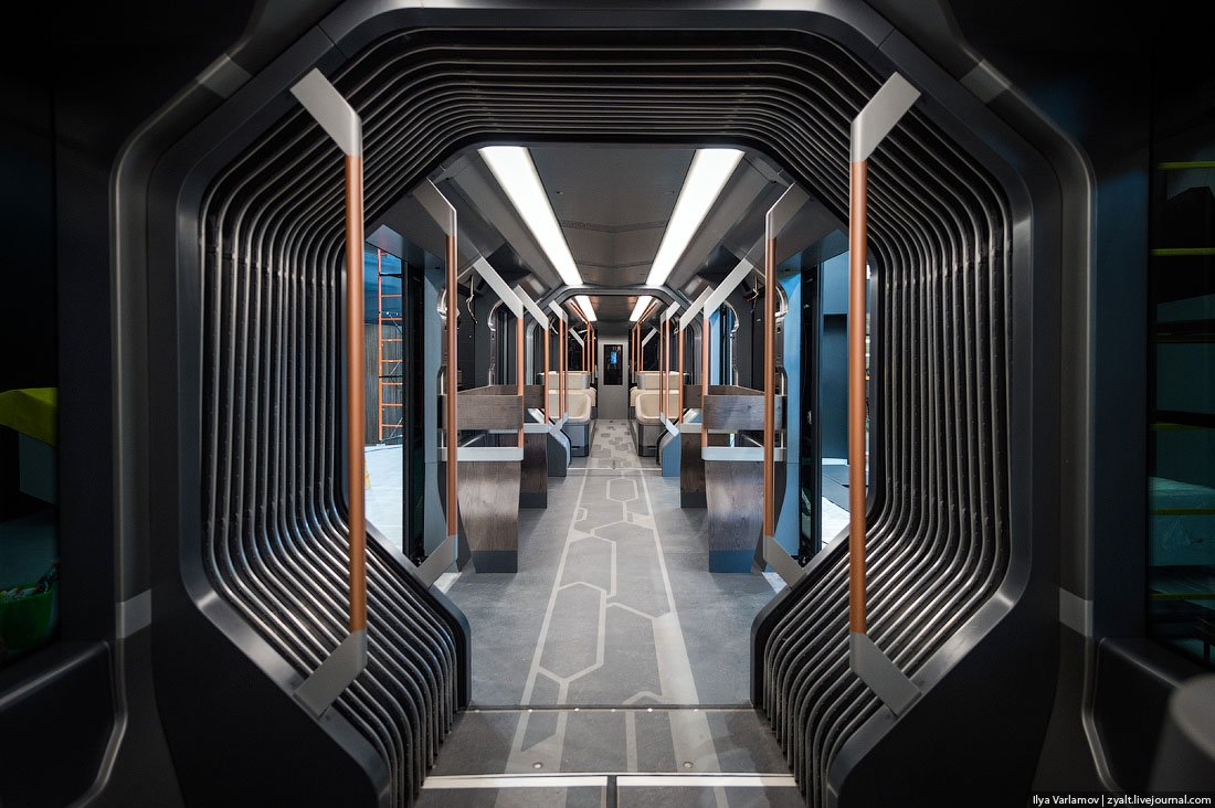 Russian One: The New High-Tech And Luxurious Russian Tram In Photos-3