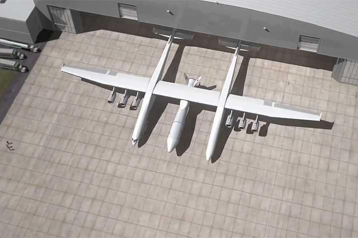 Stratolaunch: World's Largest Aircraft Would Soon Launch Satellites In Space-2
