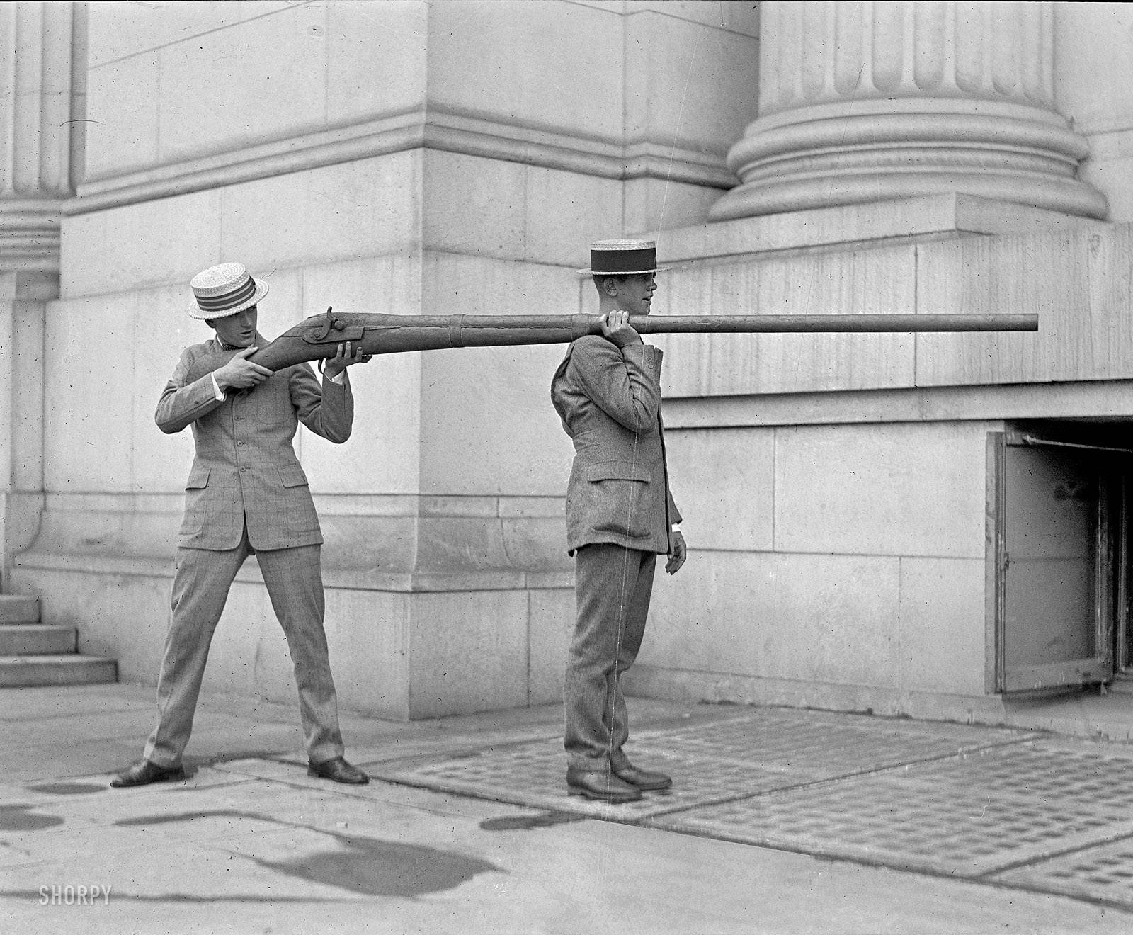 You Will Be Amazed To Know Why This Vintage Gun Was Banned-