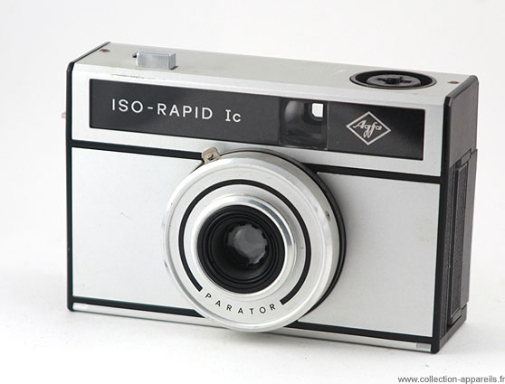 Rapid Agfa Iso-Ic-30 Super Cool Vintage Cameras would Make You Regret Not Being Born Earlier -