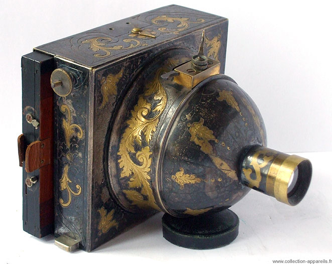 30 Super Cool Vintage Cameras would Make You Regret Not Being Born Earlier -11