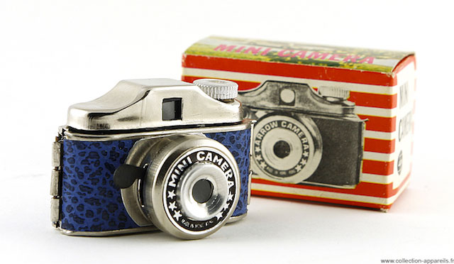 Hit Mini Camera-30 Super Cool Vintage Cameras would Make You Regret Not Being Born Earlier -14