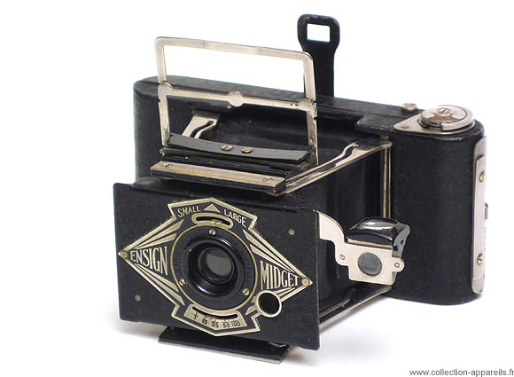 Houghton Midget 33-30 Super Cool Vintage Cameras would Make You Regret Not Being Born Earlier -15