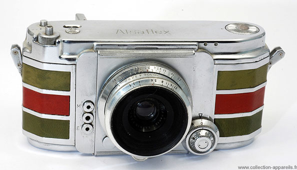 Alsaphot Alsaflex-30 Super Cool Vintage Cameras would Make You Regret Not Being Born Earlier -2