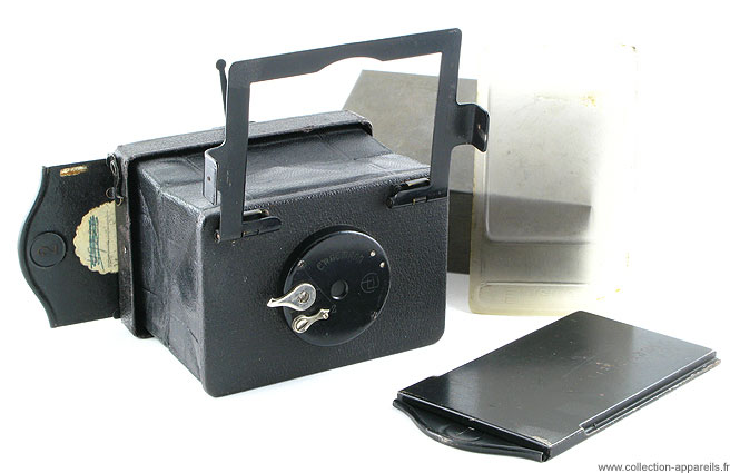 Ernemann Liliput-30 Super Cool Vintage Cameras would Make You Regret Not Being Born Earlier -20
