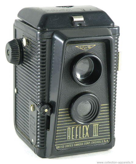 Reflex Black III-30 Super Cool Vintage Cameras would Make You Regret Not Being Born Earlier -23