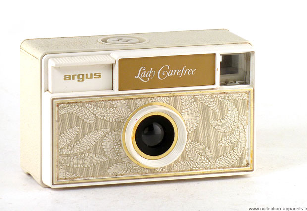 Lady Carefree-Argus-30 Super Cool Vintage Cameras would Make You Regret Not Being Born Earlier -3