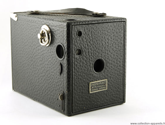 Ansco Buster Brown Number 2-30 Super Cool Vintage Cameras would Make You Regret Not Being Born Earlier -5
