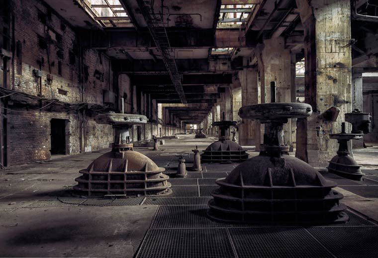 Amazing Abandoned Places By Christian Richter11
