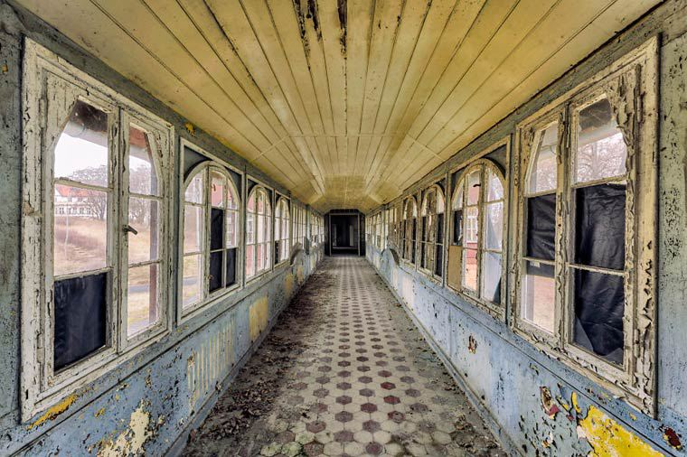 Amazing Abandoned Places By Christian Richter12