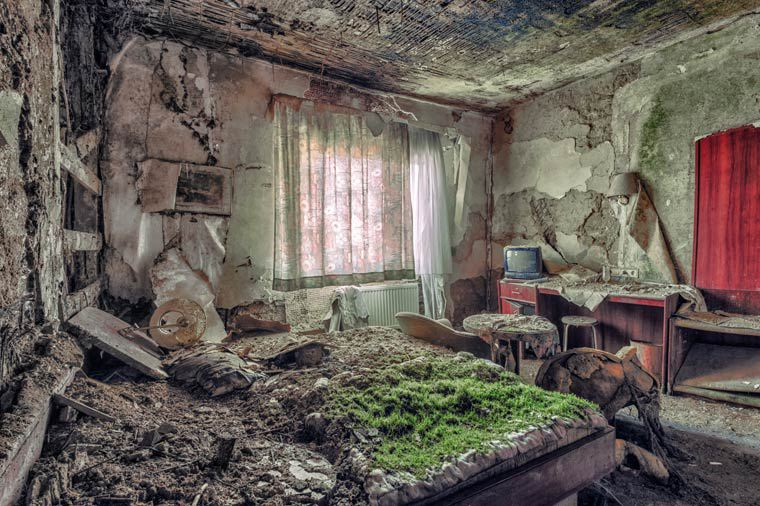 Amazing Abandoned Places By Christian Richter13