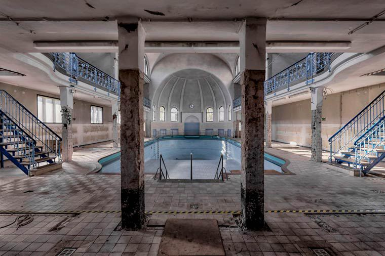 Amazing Abandoned Places By Christian Richter19