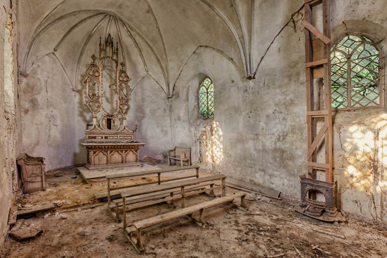 Amazing Abandoned Places By Christian Richter24
