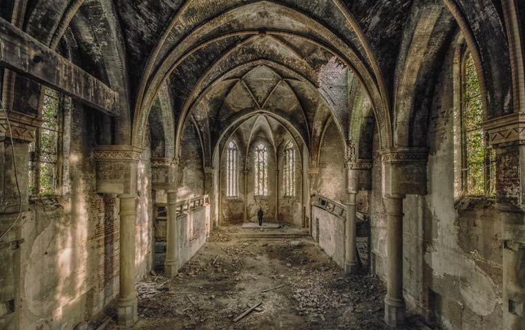 Amazing Abandoned Places By Christian Richter25