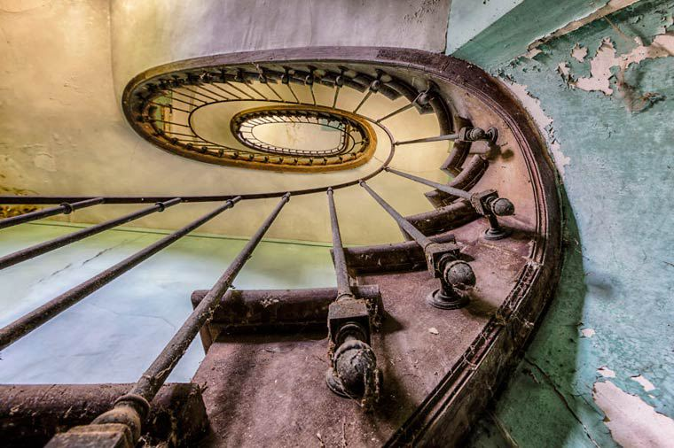 Amazing Abandoned Places By Christian Richter26