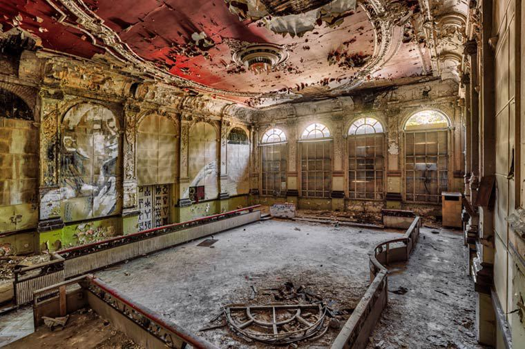 Amazing Abandoned Places By Christian Richter28