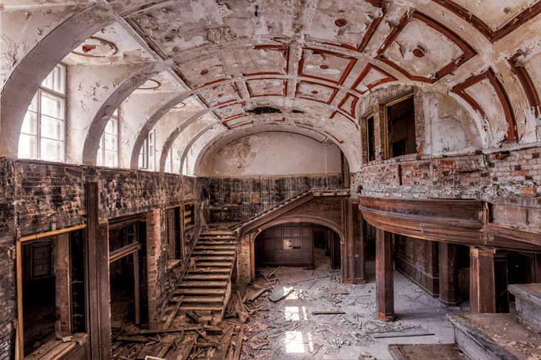 Amazing Abandoned Places By Christian Richter31