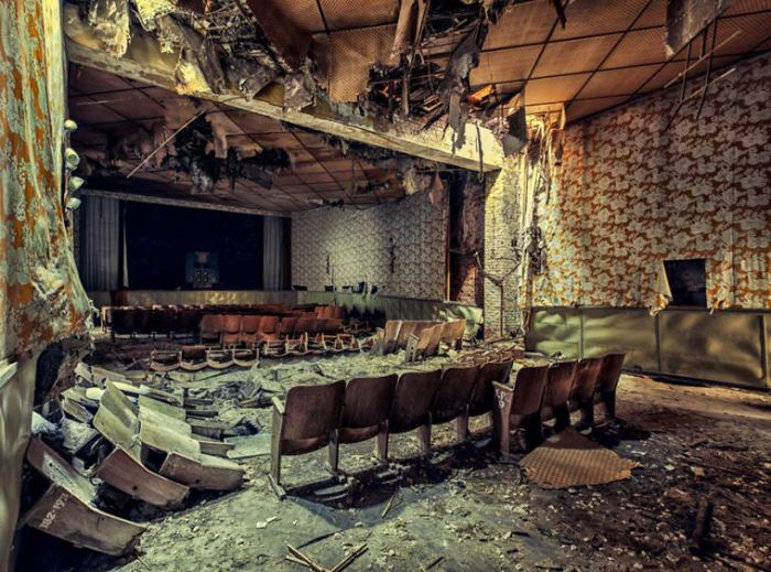 Amazing Abandoned Places By Christian Richter5