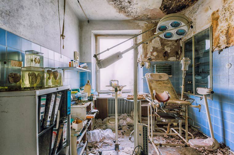 Amazing Abandoned Places By Christian Richter7