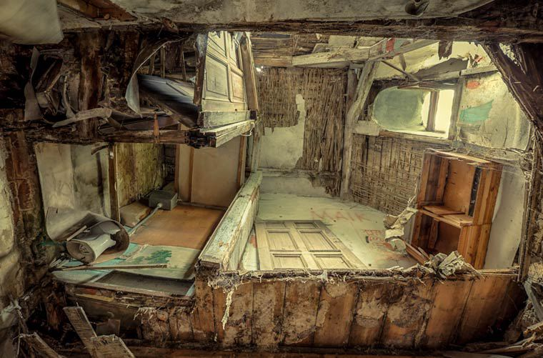 Amazing Abandoned Places By Christian Richter8