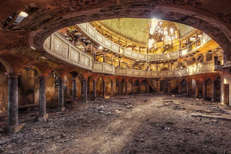 Amazing Abandoned Places By Christian Richter9