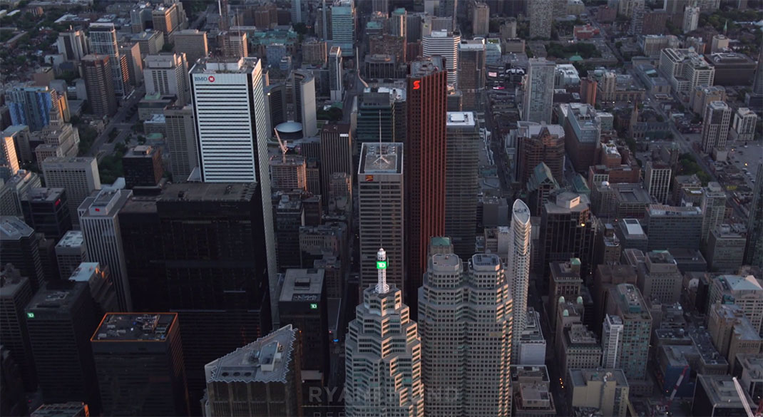 Discover The Sublime Skyline And Skyscrapers Of Toronto From Air-2