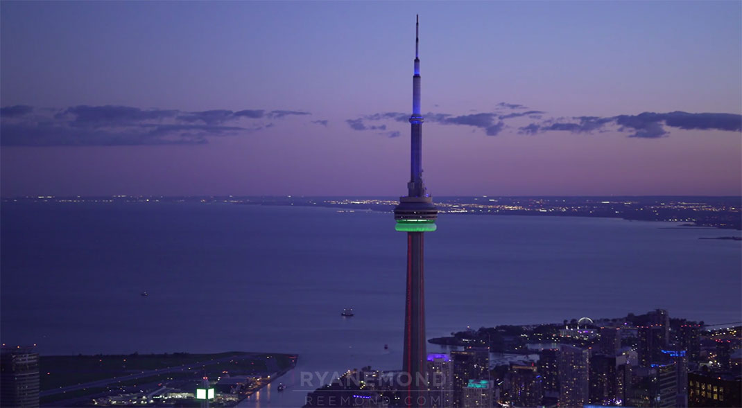 Discover The Sublime Skyline And Skyscrapers Of Toronto From Air-20