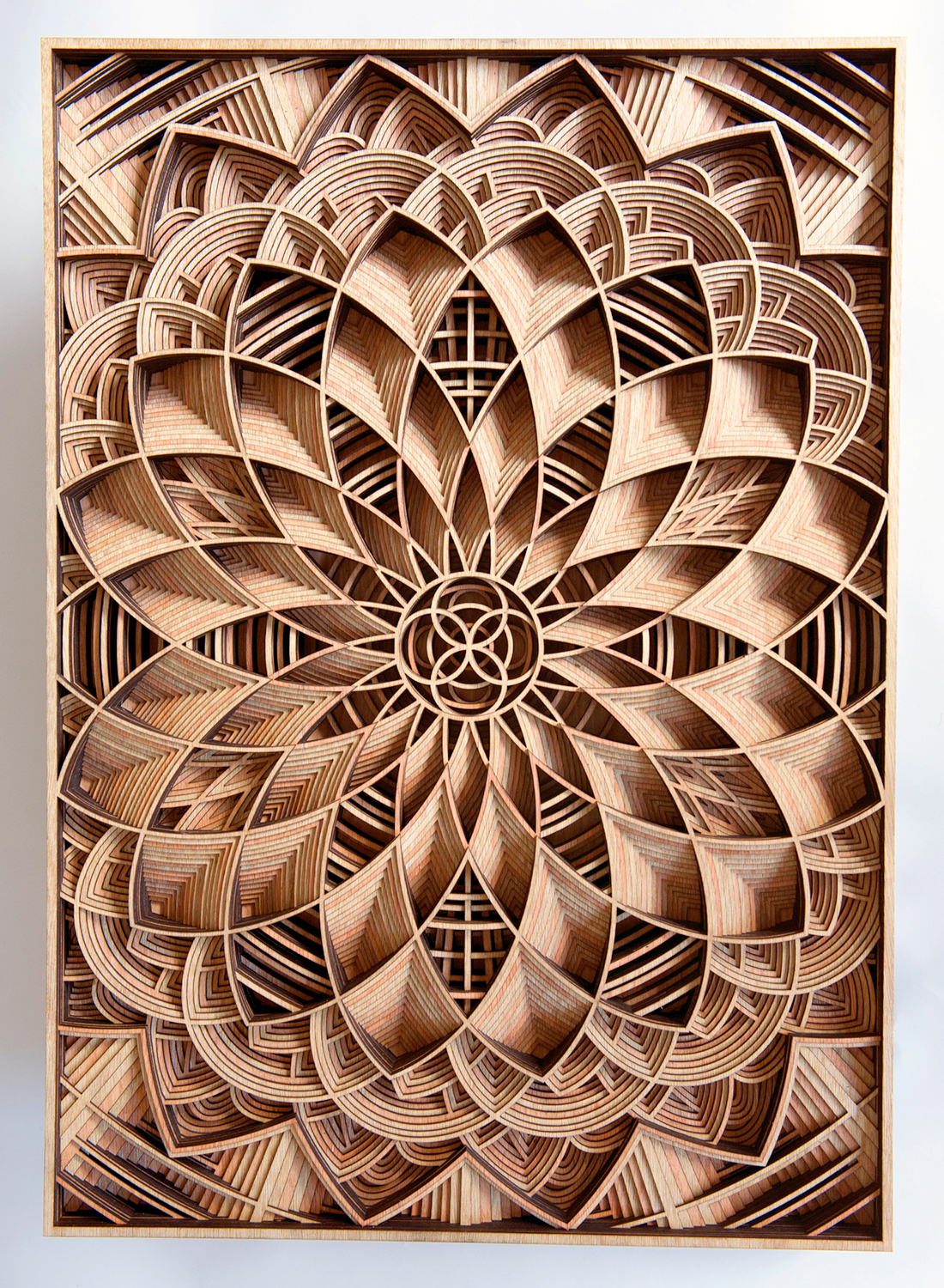 Discover Wooden Art Works Of Astonishing Precision Made Using Laser-13