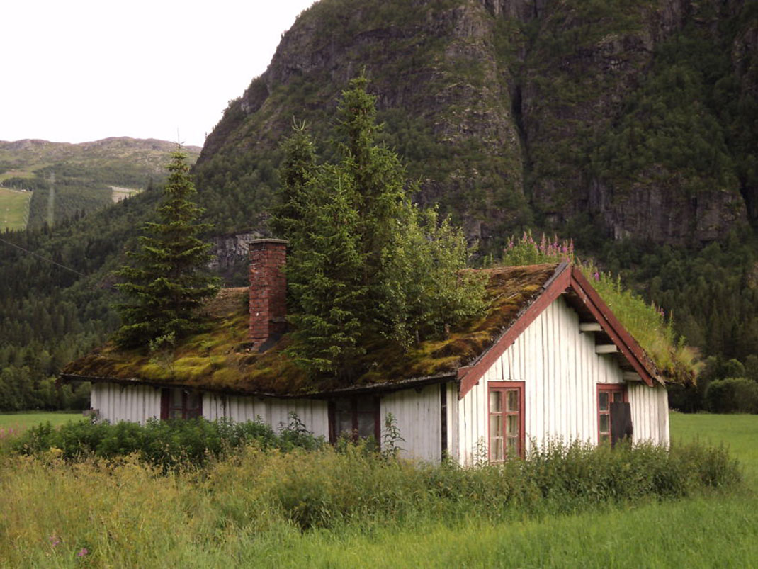 Fabulous Norwegian Buildings That will Transport You Straight Into A Fairy Tale-26