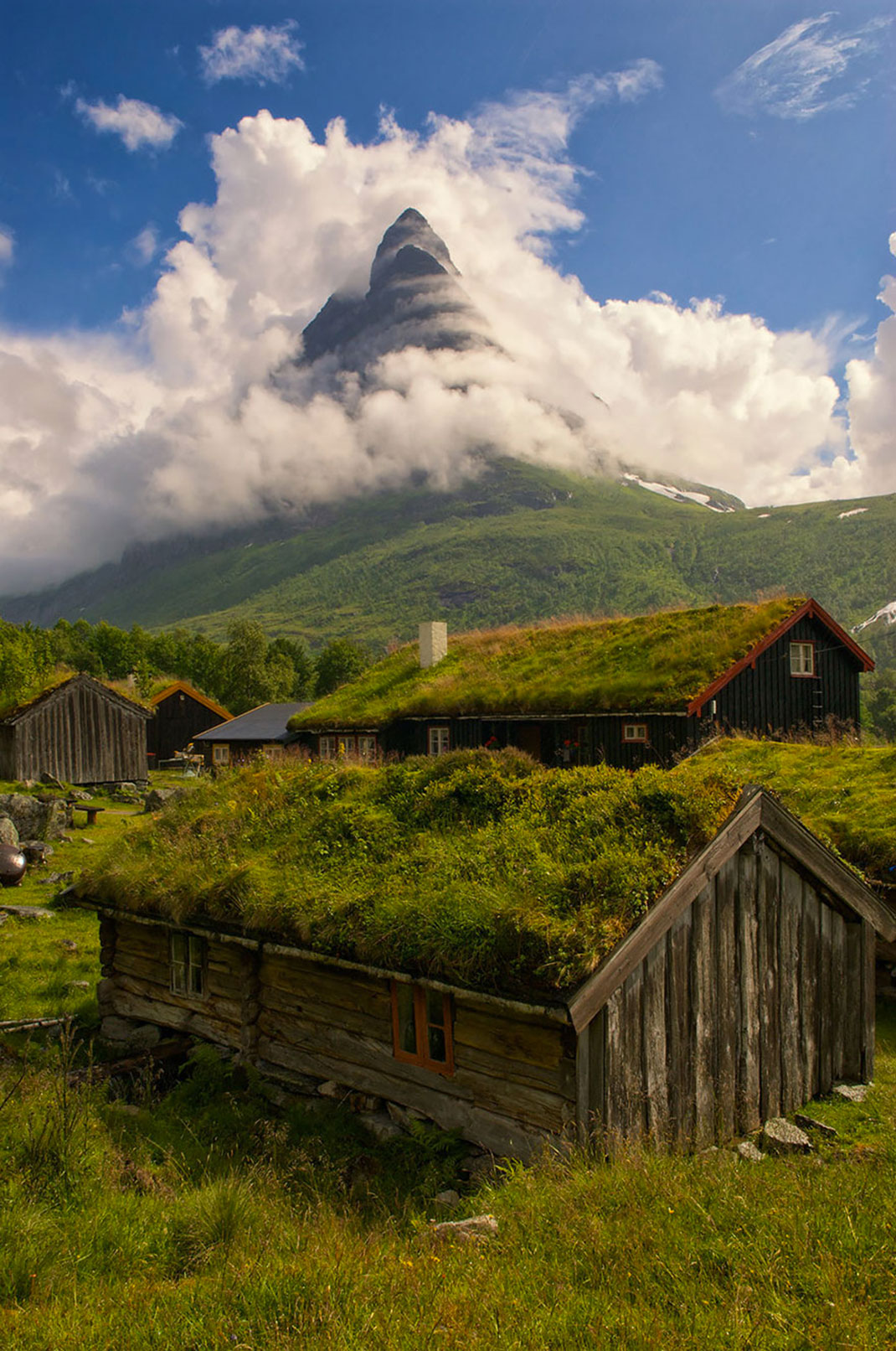 Fabulous Norwegian Buildings That will Transport You Straight Into A Fairy Tale-4