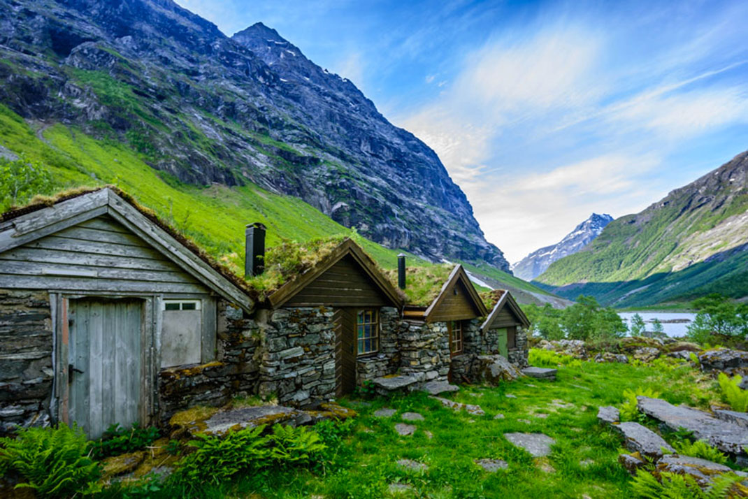 Fabulous Norwegian Buildings That will Transport You Straight Into A Fairy Tale-8