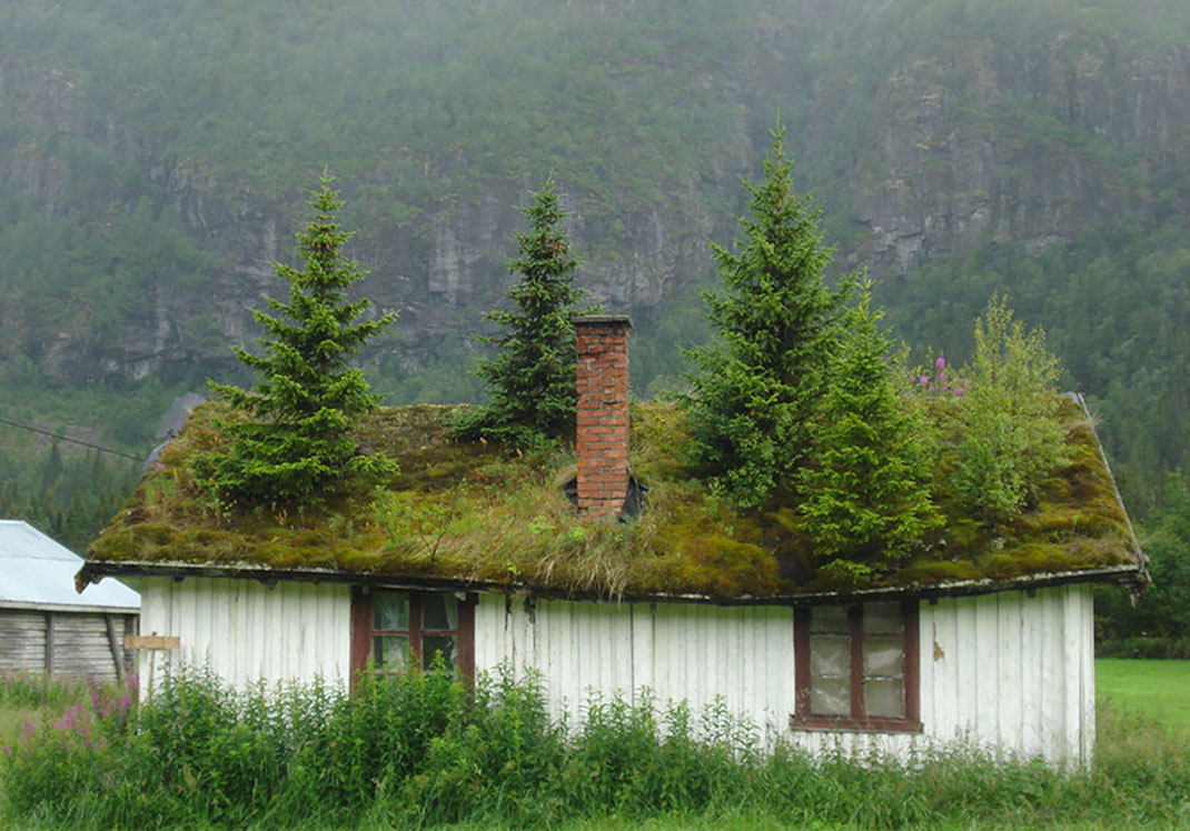 Fabulous Norwegian Buildings That will Transport You Straight Into A Fairy Tale-9
