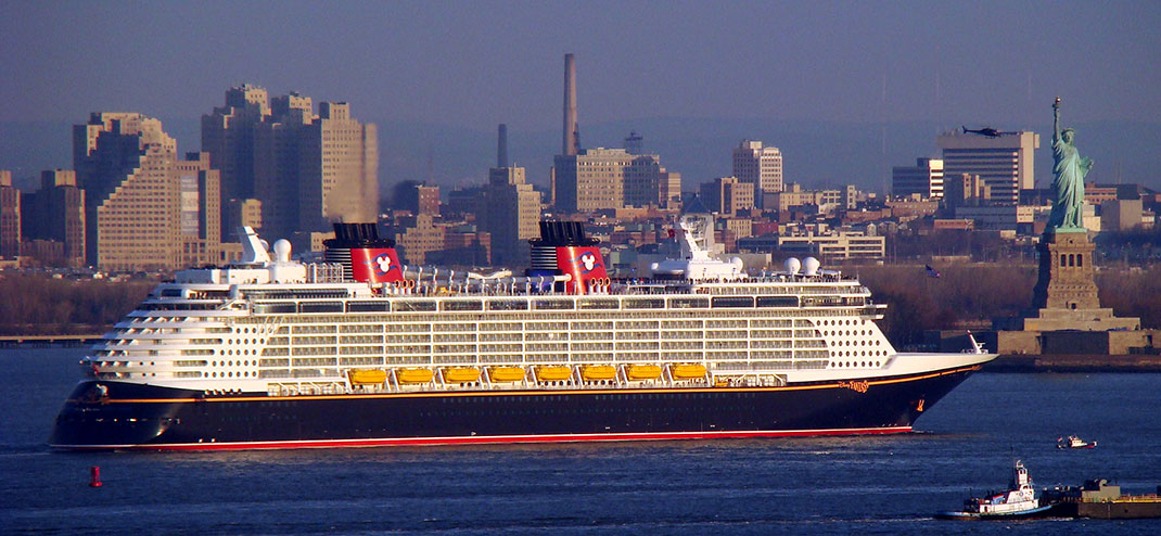 Disney Dream and Disney Fantasy