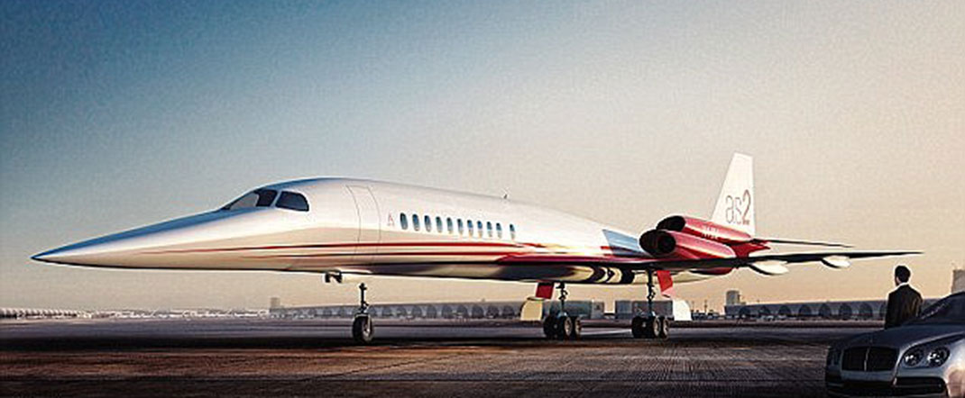 Capable Of Traveling More Than 5000 Km/h, Concorde 2 Will Connect Paris and New York In Just One Hour-3