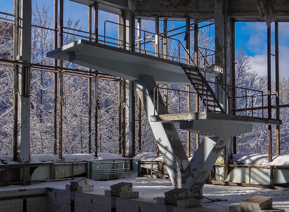Enter The Scary Ruins Of Pripyat, Ghost Town 3 kilometers From Chernobyl-16