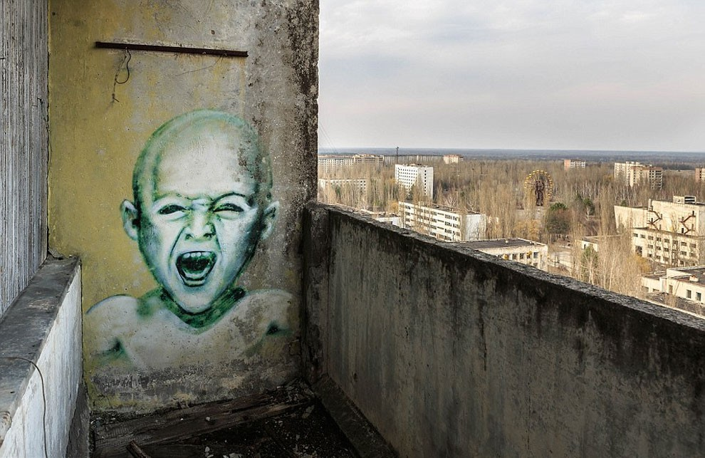 Enter The Scary Ruins Of Pripyat, Ghost Town 3 kilometers From Chernobyl-4