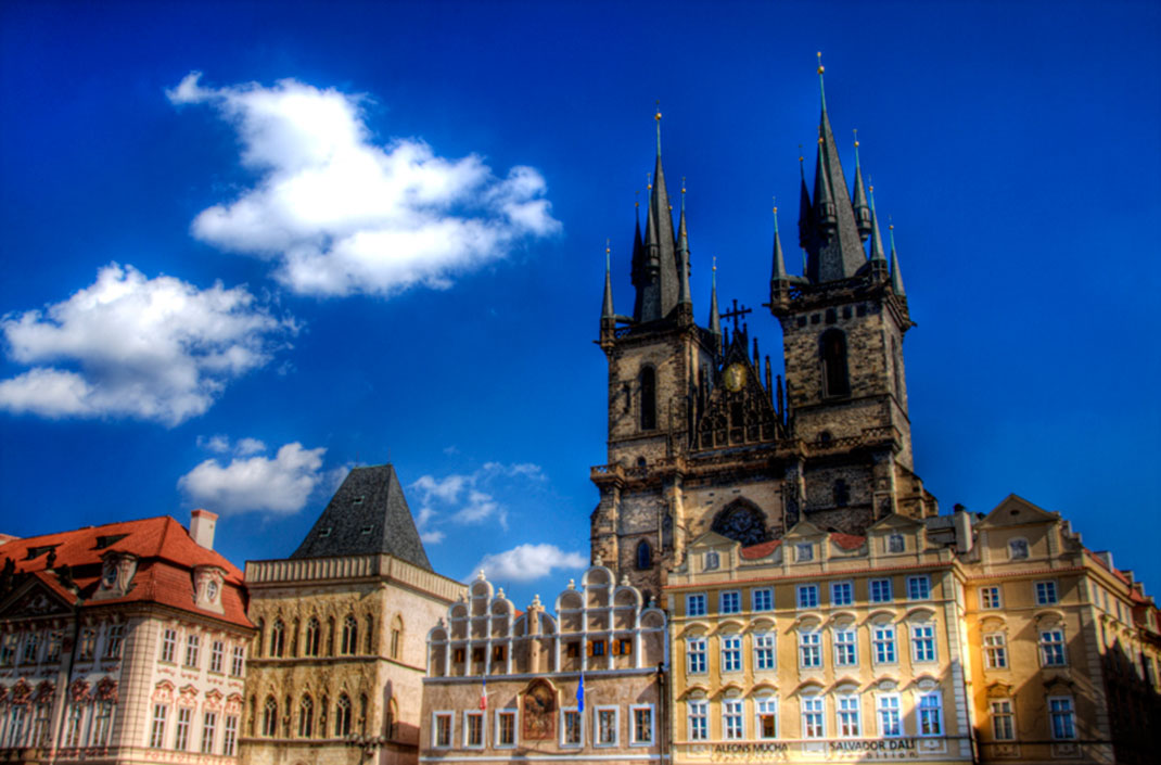 Wander The Colorful Streets Of Prague And Admire Its Wonderful Architecture-1