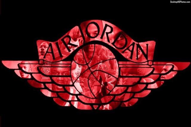 Air Jordan Logo Wallpaper-26
