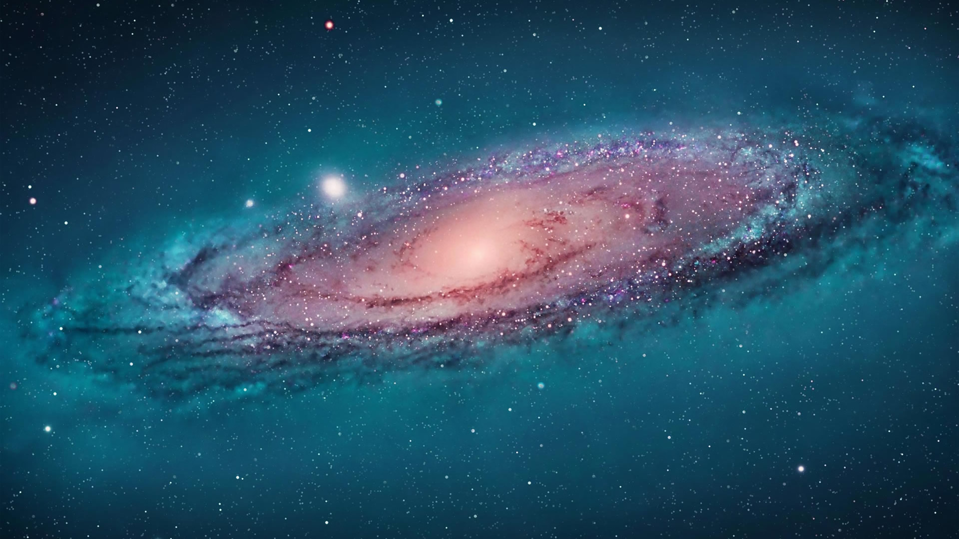 how to create a galaxy wallpaper
