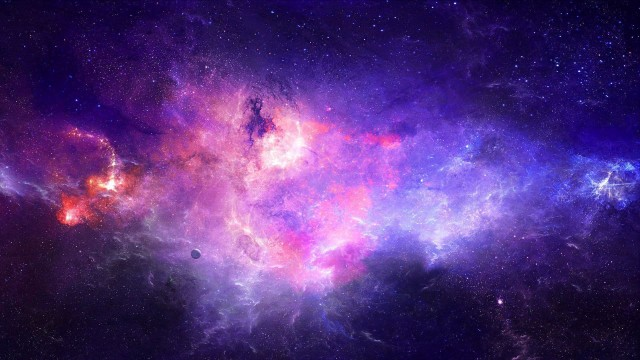 HD Galaxy Wallpaper shows beauty of space-10