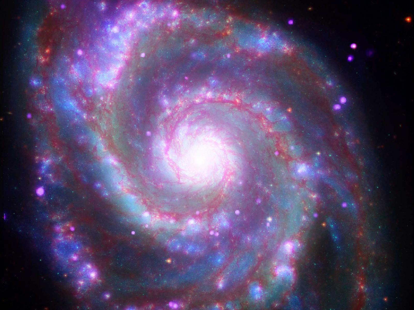 HD Galaxy Wallpaper shows beauty of space-35