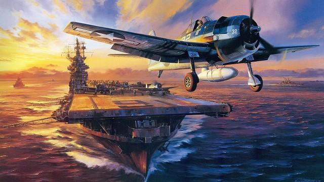 Airplane wallpaper-21